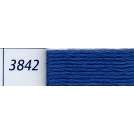 DMC mouliné embroidery thread, col. 3842