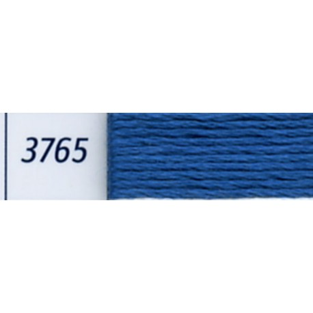 DMC mouliné embroidery thread, col. 3765