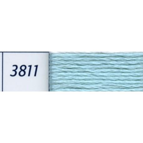 DMC mouliné embroidery thread, col. 3811