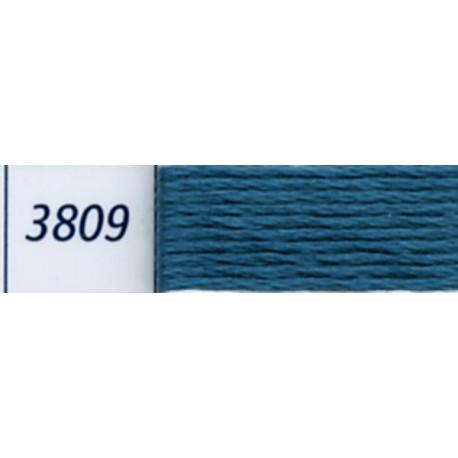 DMC mouliné embroidery thread, col. 3809