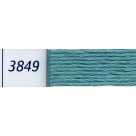 DMC mouliné embroidery thread, col. 3849
