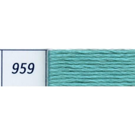 DMC mouliné embroidery thread, col. 959