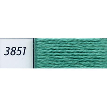 DMC mouliné embroidery thread, col. 3851