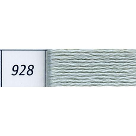 DMC mouliné embroidery thread, col. 928