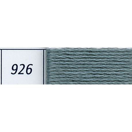 DMC mouliné embroidery thread, col. 926