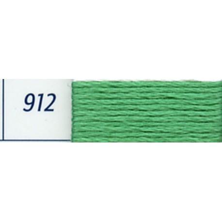 DMC mouliné embroidery thread, col. 912