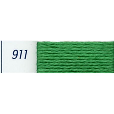 DMC mouliné embroidery thread, col. 911