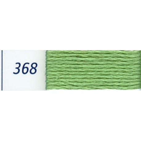 DMC mouliné embroidery thread, col. 368