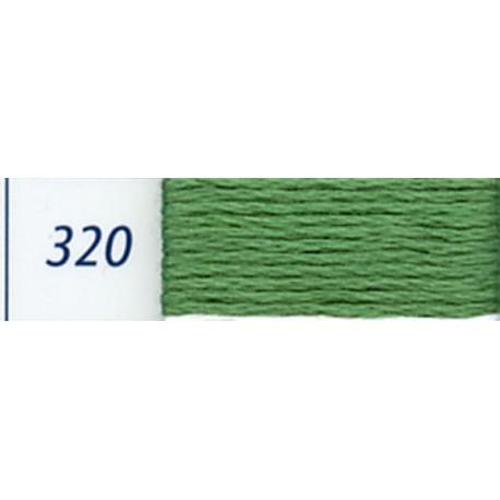 DMC mouliné embroidery thread, col. 320