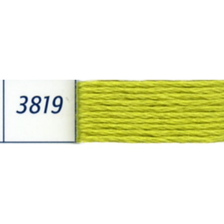 DMC mouliné embroidery thread, col. 3819