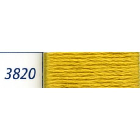 DMC mouliné embroidery thread, col. 3820
