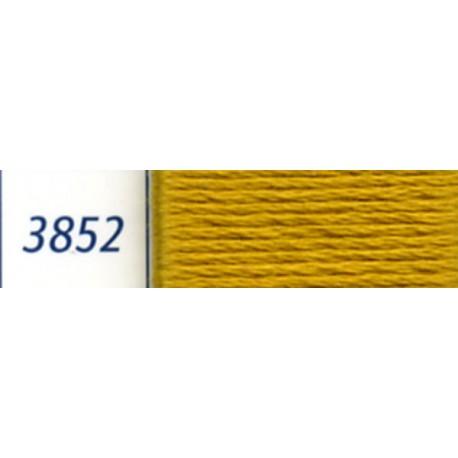 Fil à broder Mouliné DMC, col. 3852