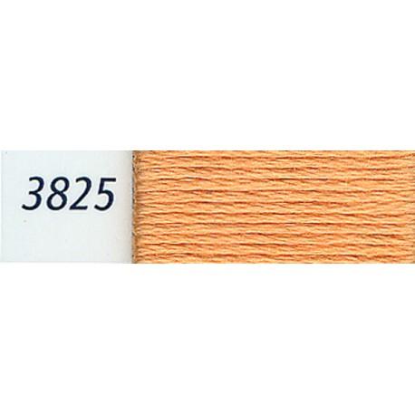 DMC mouliné embroidery thread, col. 3825