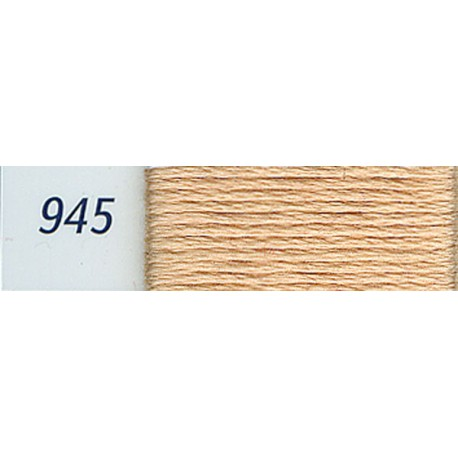 DMC mouliné embroidery thread, col. 945