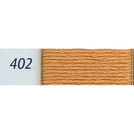 DMC mouliné embroidery thread, col. 402