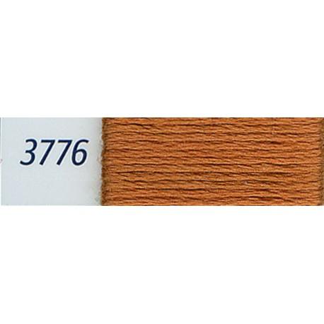 DMC mouliné embroidery thread, col. 3776