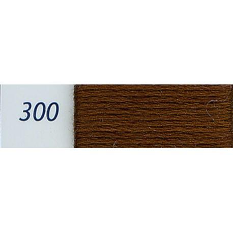 DMC mouliné embroidery thread, col. 300
