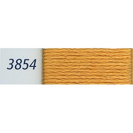 DMC mouliné embroidery thread, col. 3854