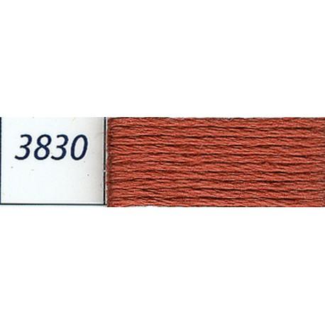 DMC mouliné embroidery thread, col. 3830