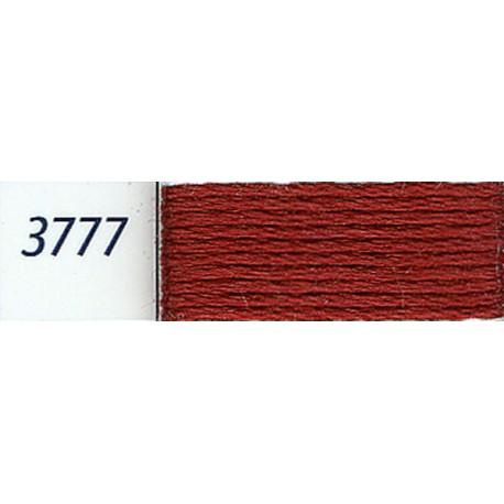 DMC mouliné embroidery thread, col. 3777
