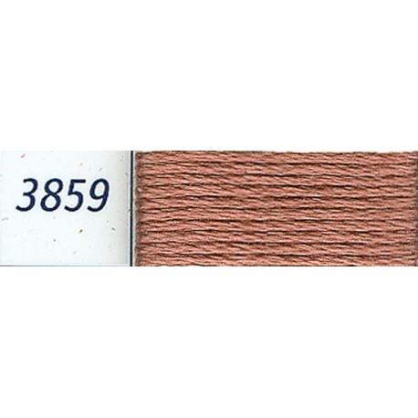 DMC mouliné embroidery thread, col. 3859