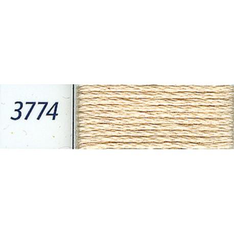 DMC mouliné embroidery thread, col. 3774