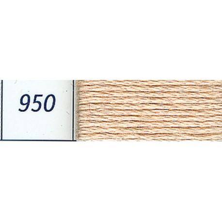 DMC mouliné embroidery thread, col. 950