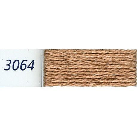 DMC mouliné embroidery thread, col. 3064