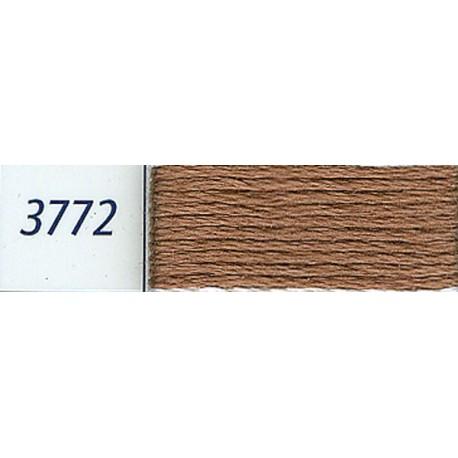 DMC mouliné embroidery thread, col. 3772