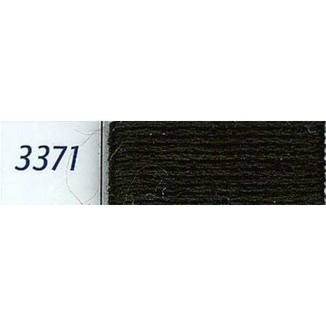 DMC mouliné embroidery thread, col. 3371