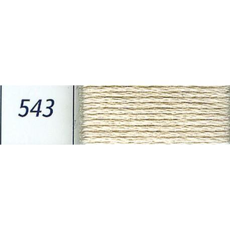 DMC mouliné embroidery thread, col. 543