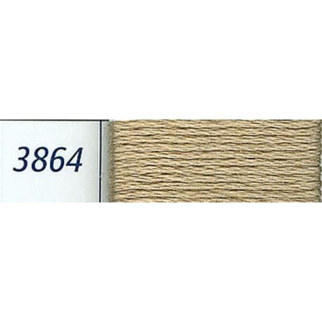 DMC mouliné embroidery thread, col. 3864