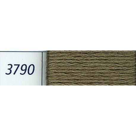 DMC mouliné embroidery thread, col. 3790