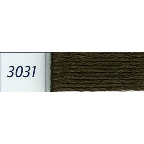 DMC mouliné embroidery thread, col. 3031