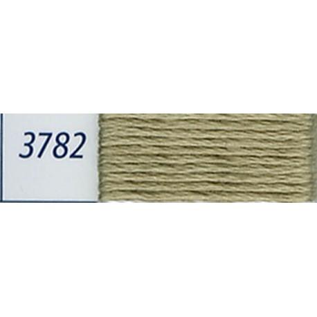 DMC mouliné embroidery thread, col. 3782
