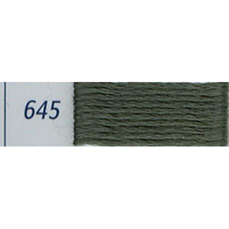 DMC mouliné embroidery thread, col. 645
