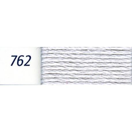 DMC mouliné embroidery thread, col. 762