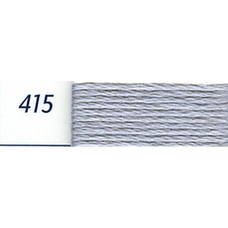 DMC mouliné embroidery thread, col. 415