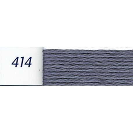 DMC mouliné embroidery thread, col. 414