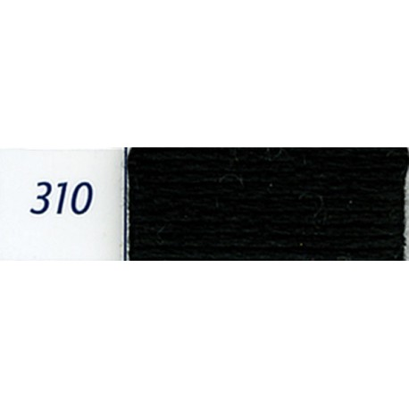 DMC mouliné embroidery thread, col. 310