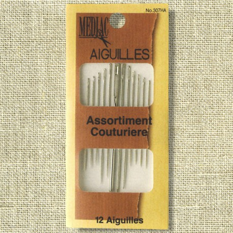 Assortde Needles for needlewoman