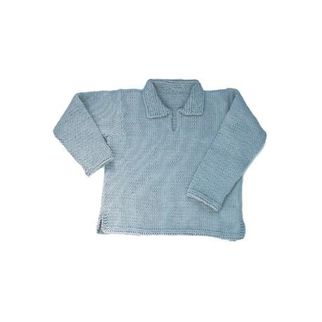 CITRONILLE knitting pattern N°33,  Sailor jacket