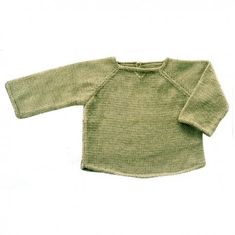CITRONILLE knitting pattern N°61, Sweat (french instructions)