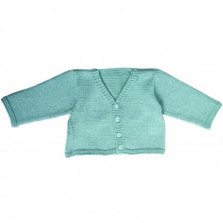 Modèle Tricot Citronille N°62, Gilet pour bébé