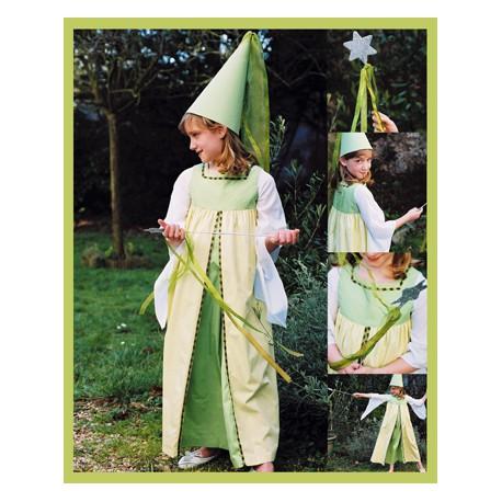 Citronille Sewing Pattern Fairy, Viviane fancy-dress pattern
