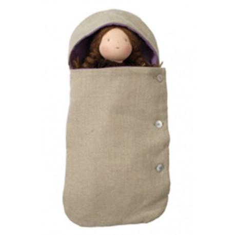 Citronille Pattern N° 165, Sleeping Bag doll's clothing pattern