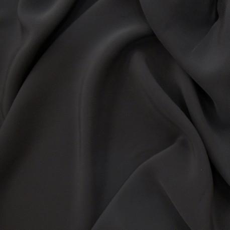 Silk Fabric, Col. Licorice