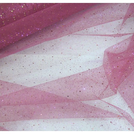 Sparkling Tulle, col. Fuchsia