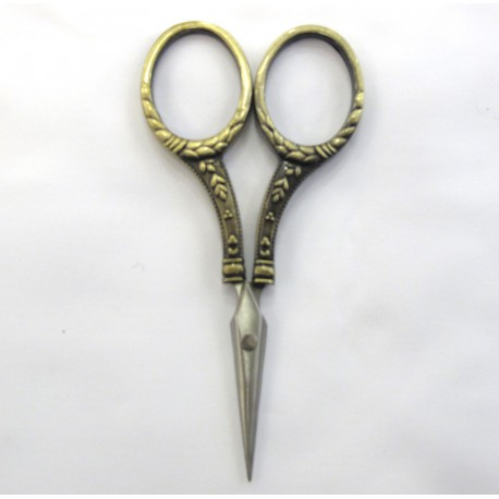 Eugenie Embrodery scissors, col. Old gold