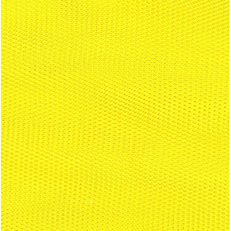 Tulle col. Neon Yellow
